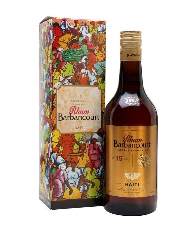 """Rum Rhum, Barbancourt """"Reserve"""", 15YR"""