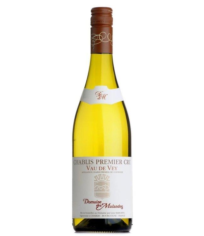 Chardonnay Chablis,  1er Cru, Domaine des Malandes, FR,  2019