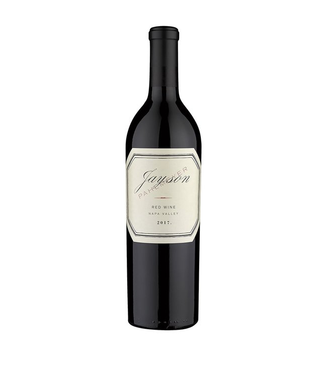 """Red Blend Red Blend """"Jayson"""" Pahlmeyer, Napa Valley, CA, 2017"""
