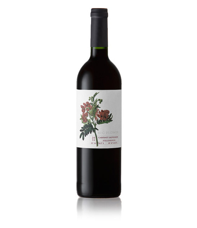 "Cabernet Sauvignon Cabernet Sauvignon ""Big Flower"", Stellenbosch, ZA, 2020"