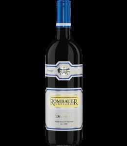 Wine Zinfandel,Rombauer Vineyards, Napa, CA, 2018