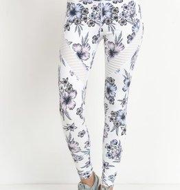 Hibiscus Athletic Pants