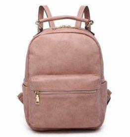 Side Pocket Backpack