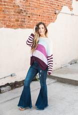 Greta Colorblock Sweater
