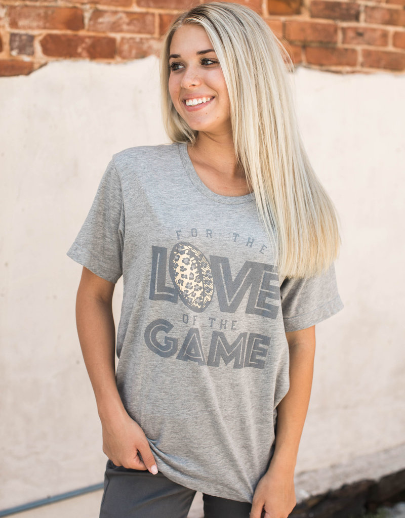 For the Love of the Game Tee