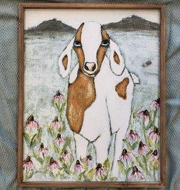 Goat Canvas