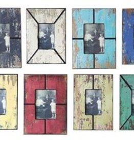 Distressed Wood Frames