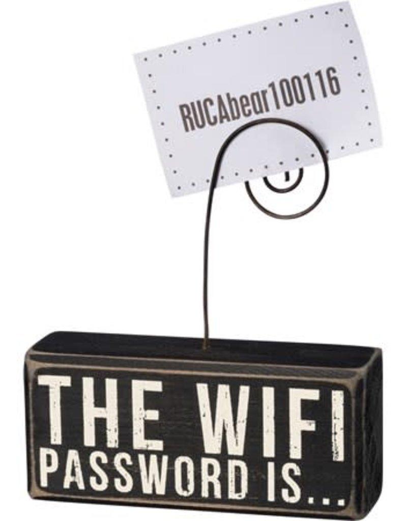 Wifi Photo Block