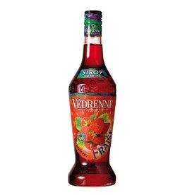 Vedrenne Syrup Strawberry