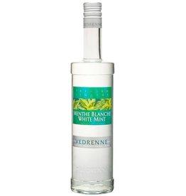 Vedrenne Creme de Menthe Blanche - White Mint Liqueur