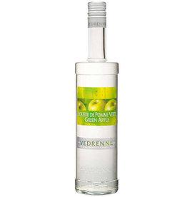 Vedrenne Green Apple Liqueur