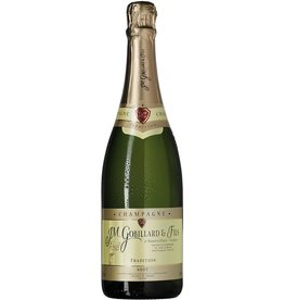 Champagne Gobillard 1/2 Brut Tradition NV