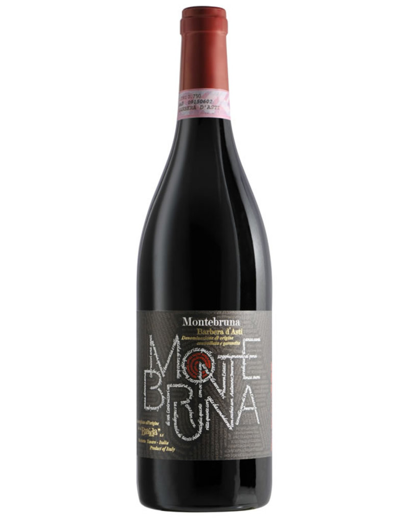 Braida Barbera d'Asti DOC 'Monte Bruna' 2016