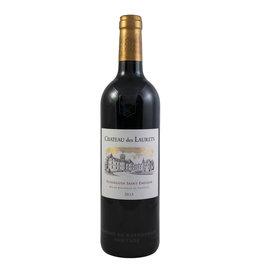 Bordeaux Chateau des Laurets 2015 Puisseguin Saint Emilion