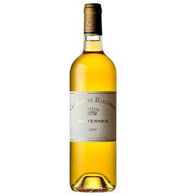 Bordeaux Carmes de Rieussec 2009 Sauternes