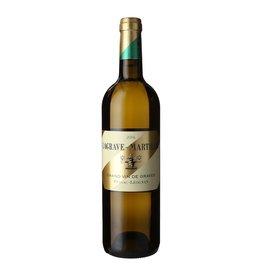 Bordeaux Chateau Lagrave-Martillac 2018 Pessac-Leognan Blanc