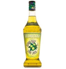 Vedrenne Syrup Lime Juice