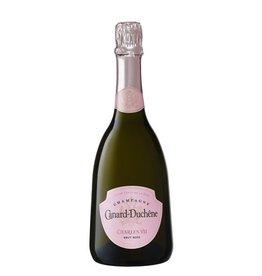 Champagne Canard Duchene Charles VII Rose NV