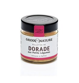 Groix Nature Seabream Rillettes