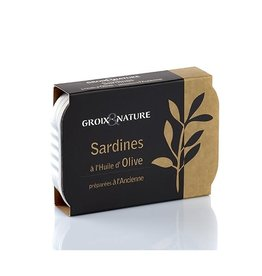 Groix Nature Sardines in Olive Oil