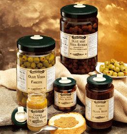 Gran Cucina Seedless Black Olives 180g