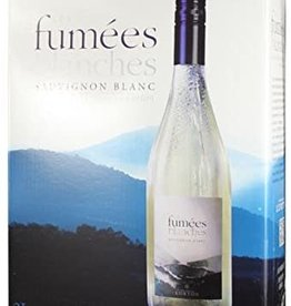 Fumees Blanches Wine in Box 3L Sauvignon Blanc Fumees Blanches