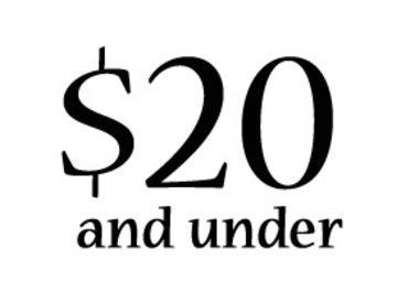 Wines under $20
