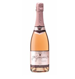 Champagne Gobillard 1/2  Rose brut