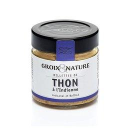 Groix Nature Indian Tuna Rillettes