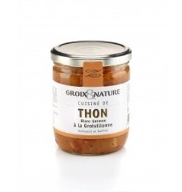 Groix Nature Crumbled Tuna in Tomato Sauce