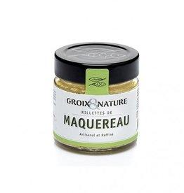 Groix Nature Mackerel Rillettes