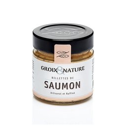 Groix Nature Salmon Rillettes