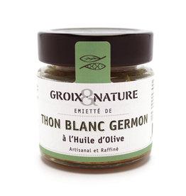 Groix Nature Tuna in Olive Oil