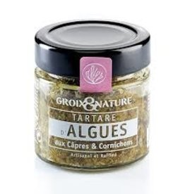 Groix Nature Seaweed Tartare Gherkins and Capers