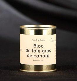 Maison Argaud Bloc de foie gras de canard 190 gr