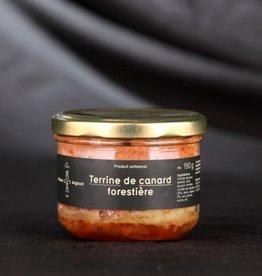 Maison Argaud Terrine de Canard Forestiere/ Duck Terrine