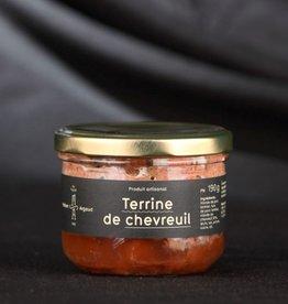 Maison Argaud Terrine de Chevreuil / Venison Terrine