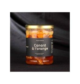 Maison Argaud Duck with orange Sauce