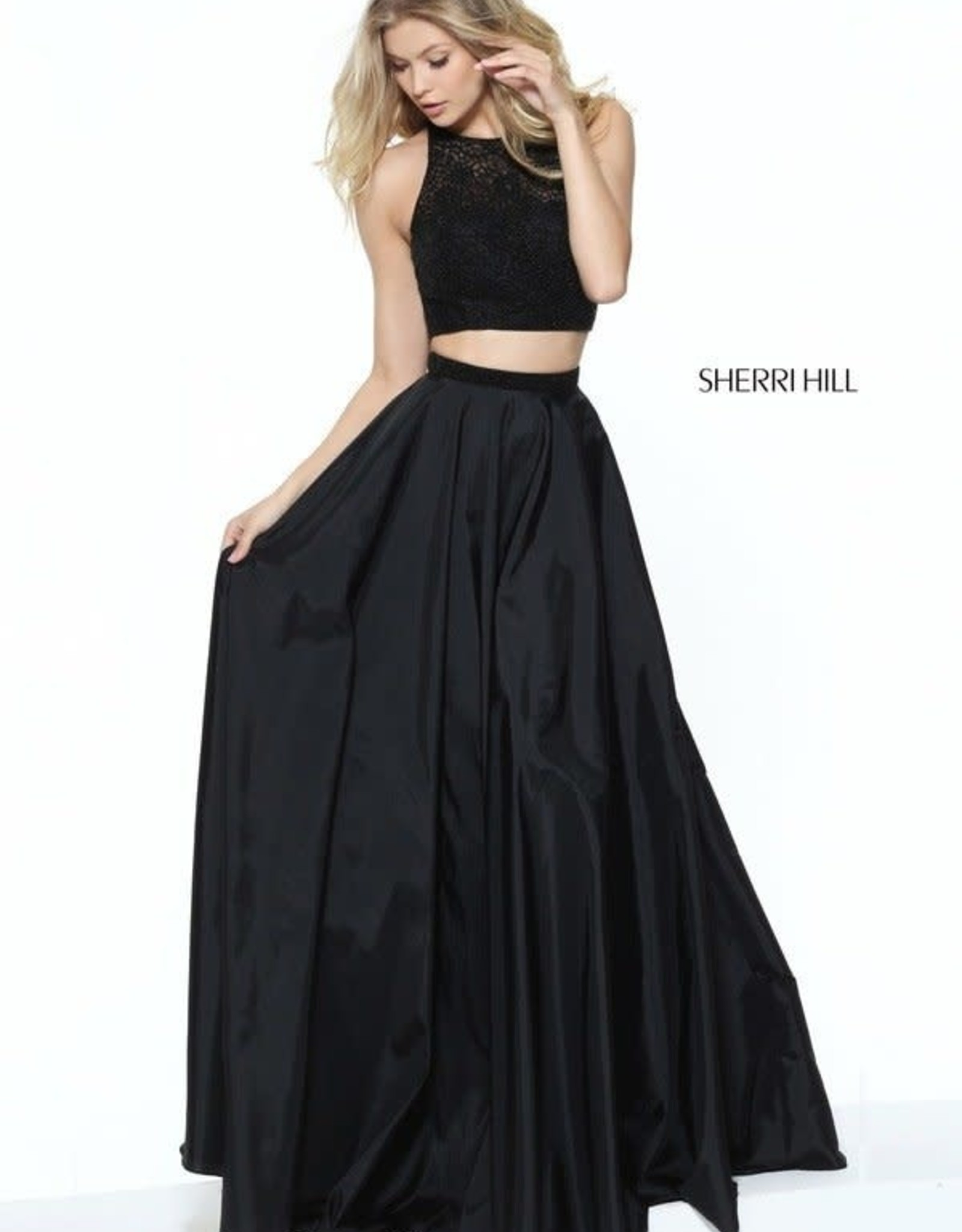 Sherri Hill Sherri Hill Black 0