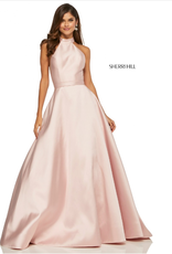 Sherri Hill Blush 8