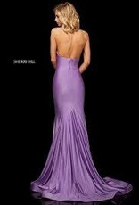 Sherri Hill Wine 10