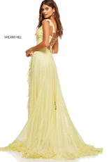 Sherri Hill Sherri Hill Yellow 0