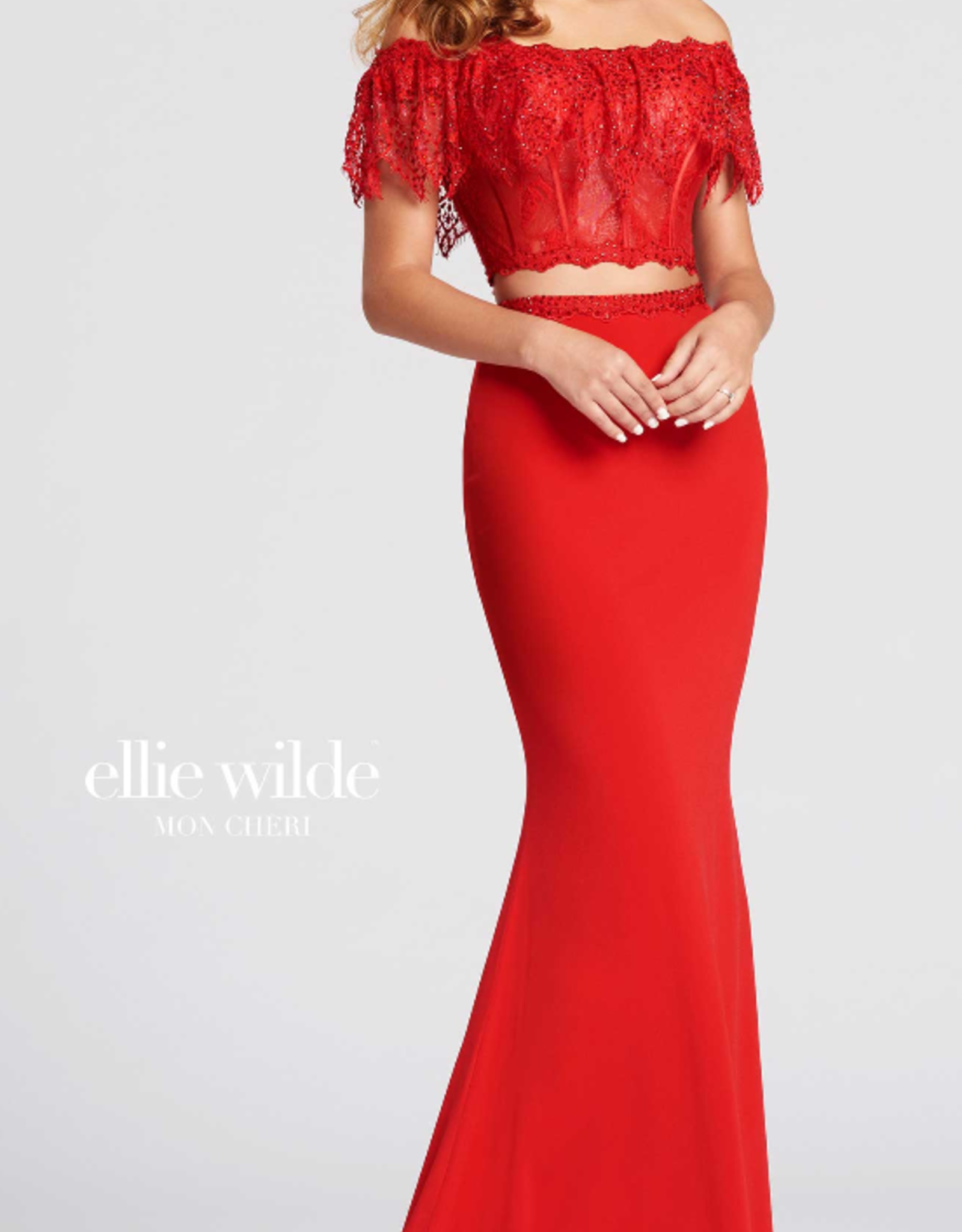 Ellie Wilde Red 6