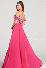 Ellie Wilde Magenta/Multi 12
