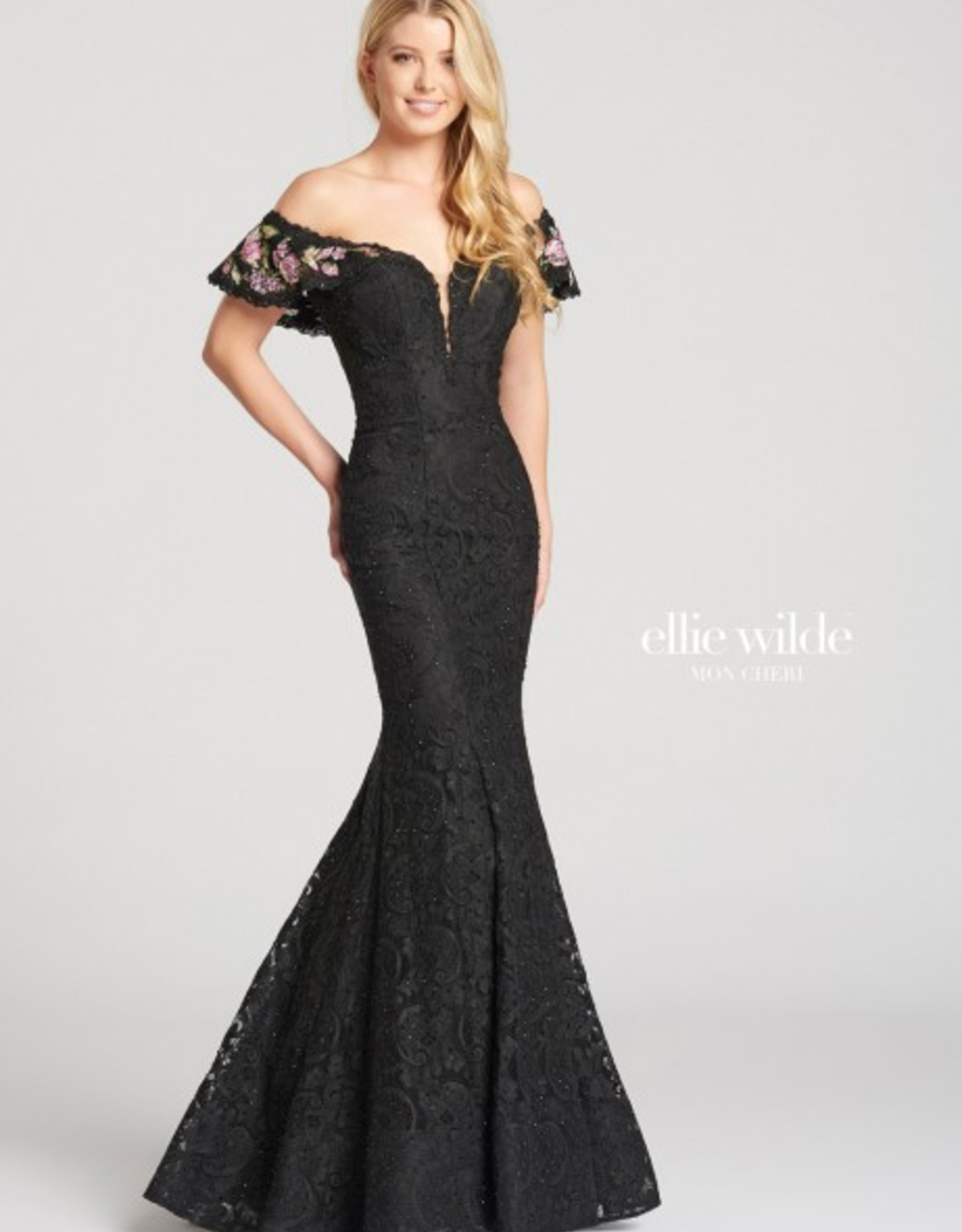 Ellie Wilde Black/Pink 00