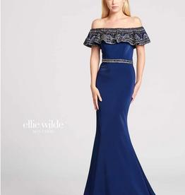 Ellie Wilde Navy 4