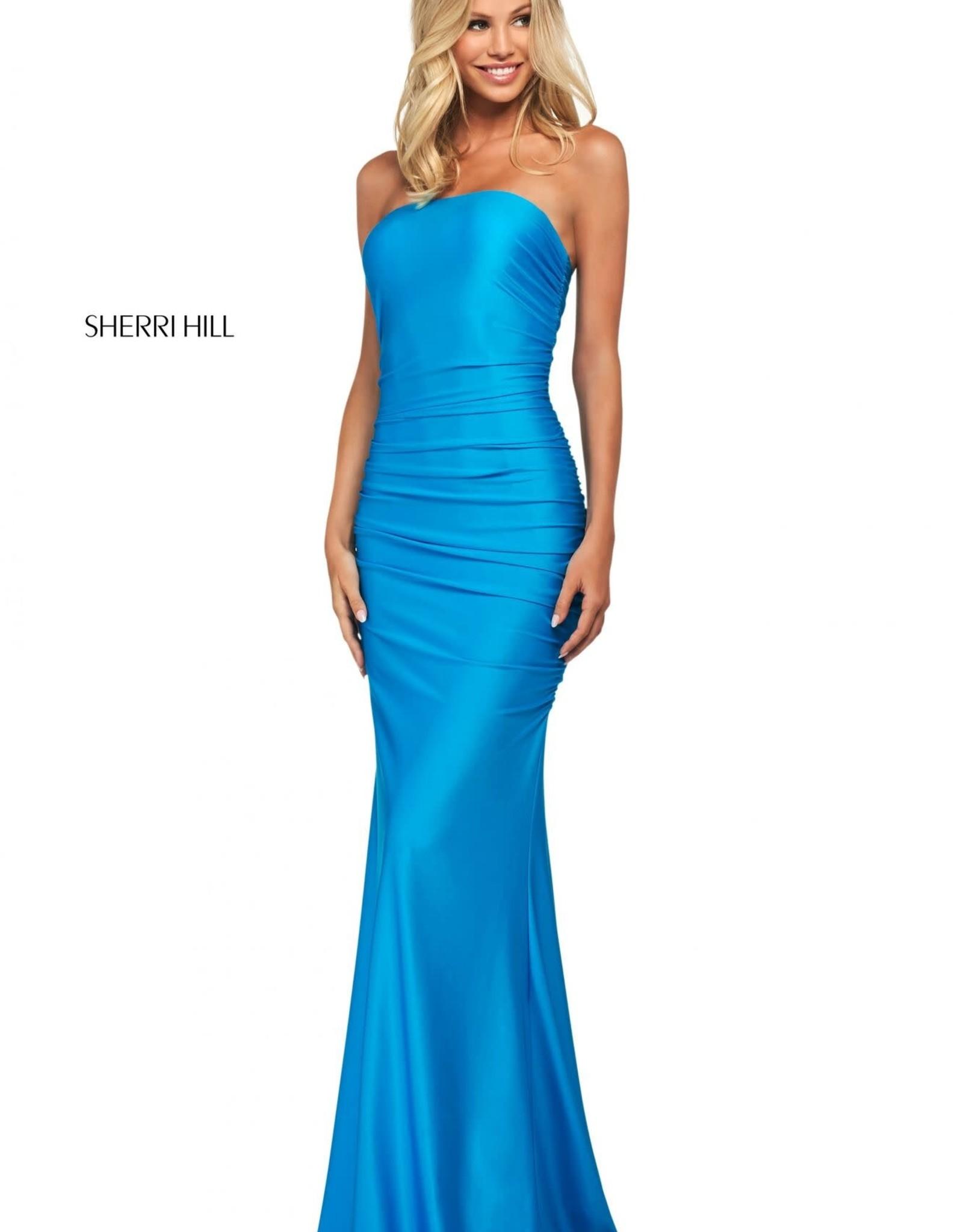 Sherri Hill Sherri Hill Peacock 4