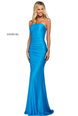 Sherri Hill Sherri Hill Light Blue 0
