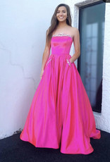 Sherri Hill Sherri Hill Bright Pink 2