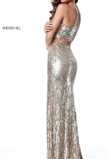 Sherri Hill Sherri Hill Rose Gold 2